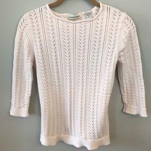 Amanda Smith - Crochet Sweater